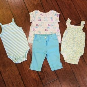 Carter's/Jumping Beans/Koala kids bundle